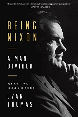 Cover image for Being Nixon