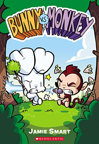 Cover image for Bunny vs. Monkey