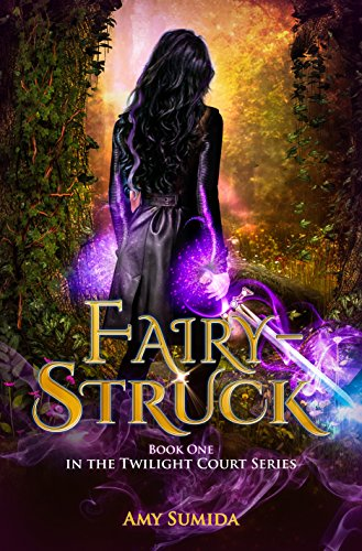 Cover image for Fairy-Struck: A Reverse Harem Fantasy Romance