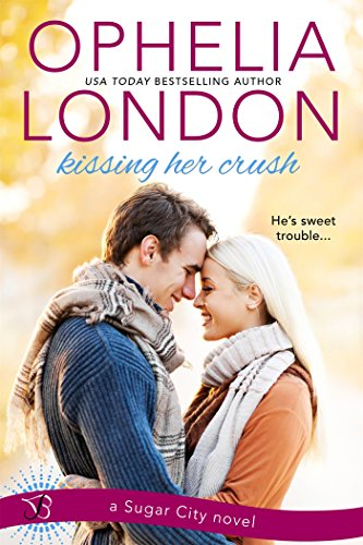 Cover image for Kissing Her Crush (Sugar City Book 2)