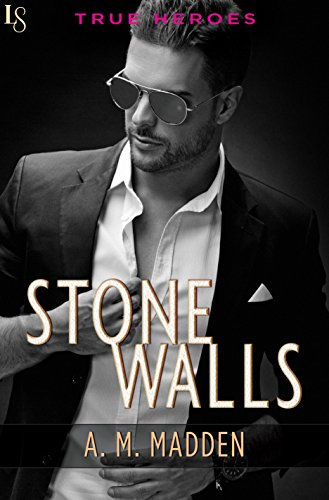 Cover image for Stone Walls: A True Heroes Novel