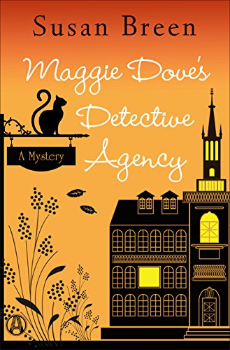 Cover image for Maggie Dove's Detective Agency