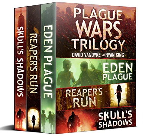 Cover image for Plague Wars