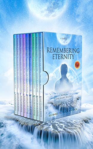 Cover image for Remembering Eternity The Complete Series Books 1-9: A Search for the Permanent Bliss of Enlightenment