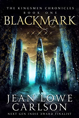 Cover image for Blackmark (The Kingsmen Chronicles #1): An Epic Fantasy Adventure