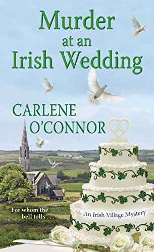 Cover image for Murder at an Irish Wedding (An Irish Village Mystery Book 2)