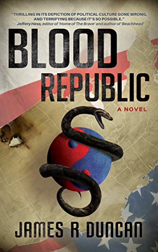 Cover image for Blood Republic