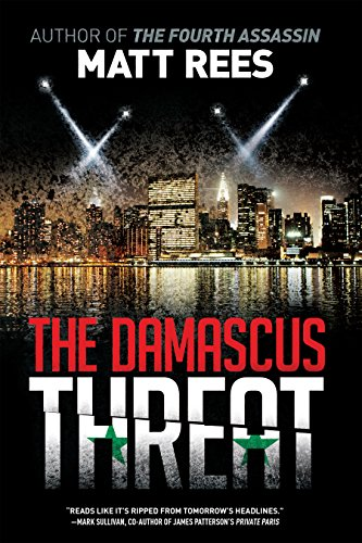 Cover image for The Damascus Threat