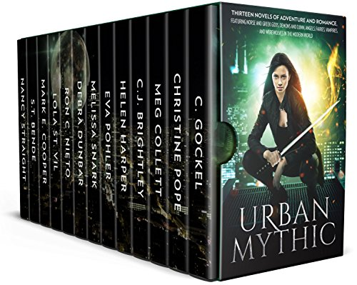 Cover image for Urban Mythic