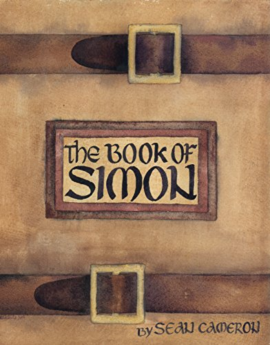Cover image for The Book of Simon