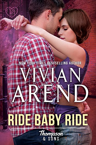 Cover image for Ride Baby Ride (Thompson & Sons Book 1)