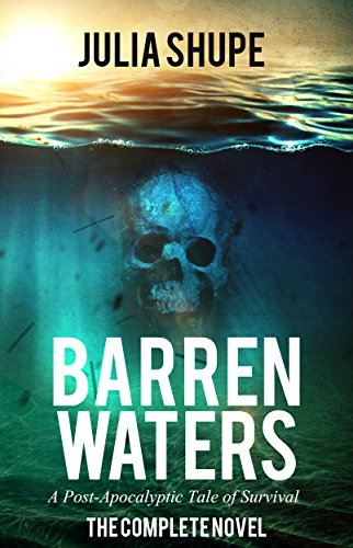 Cover image for Barren Waters