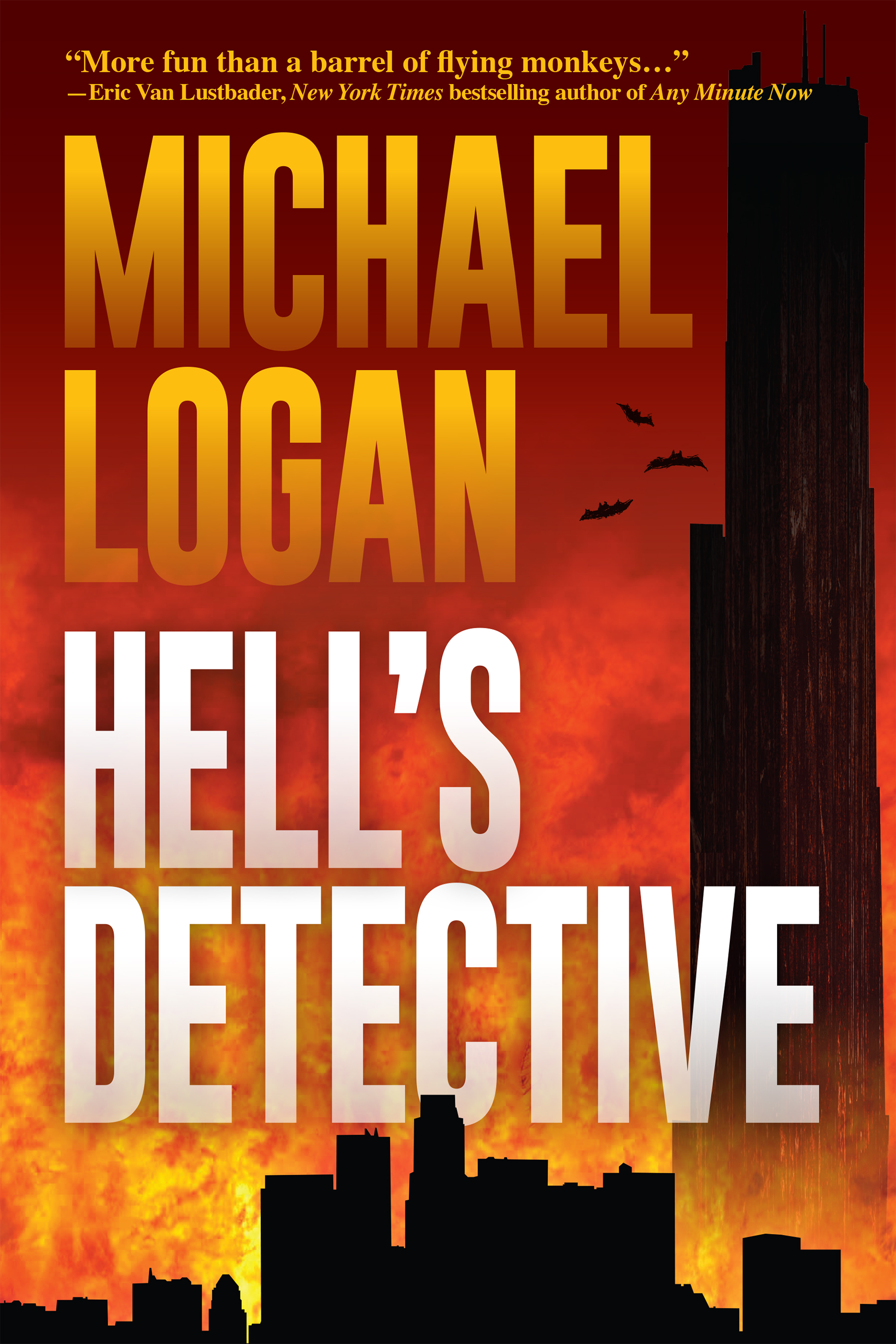 Cover image for Hell's Detective