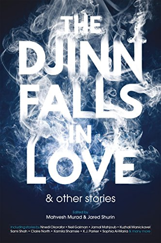 Cover image for The Djinn Falls in Love and Other Stories