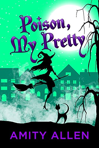 Cover image for Poison My Pretty
