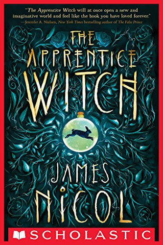 Cover image for The Apprentice Witch