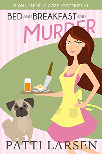 Cover image for Bed and Breakfast and Murder