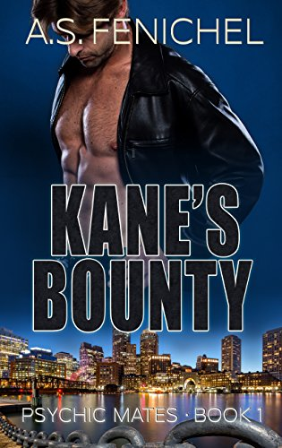 Cover image for Kane's Bounty (Psychic Mates Book 1)