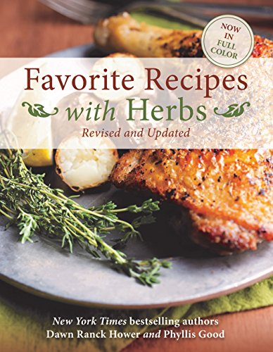 Cover image for Favorite Recipes with Herbs