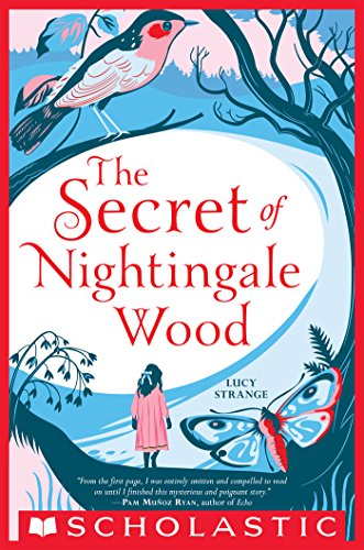 Cover image for The Secret of Nightingale Wood