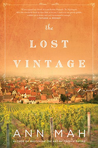 Cover image for The Lost Vintage: A Novel