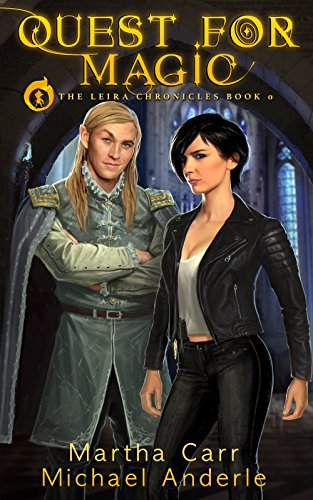 Cover image for Quest For Magic