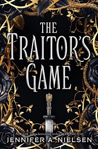 Cover image for The Traitor's Game (The Traitor's Game, Book 1)