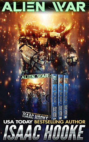Cover image for Alien War: The Complete Trilogy