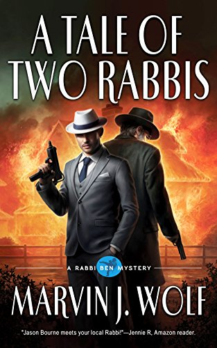 Cover image for A Tale of Two Rabbis