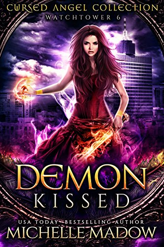 Cover image for Demon Kissed
