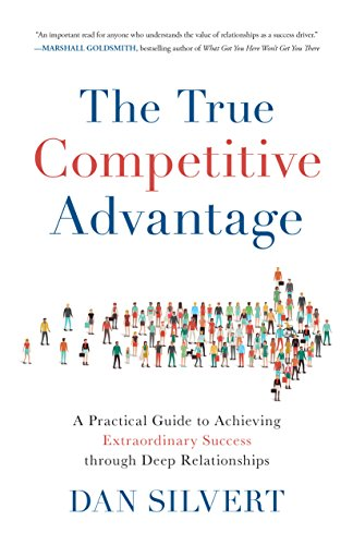 Cover image for The True Competitive Advantage