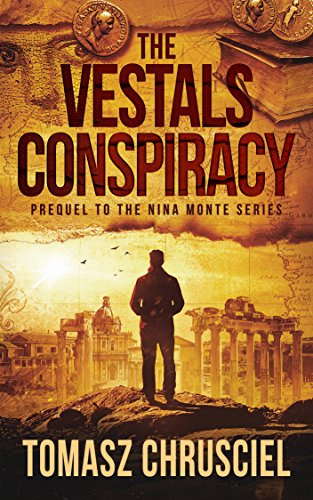 Cover image for The Vestals Conspiracy