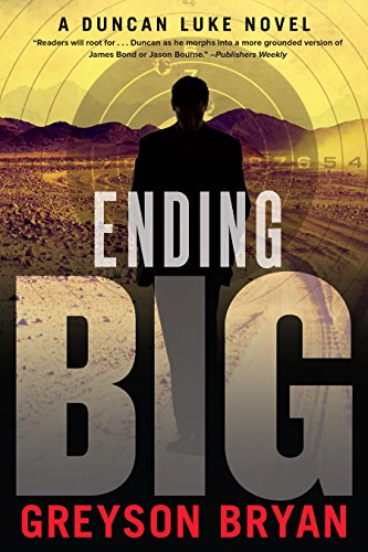 Cover image for Ending BIG