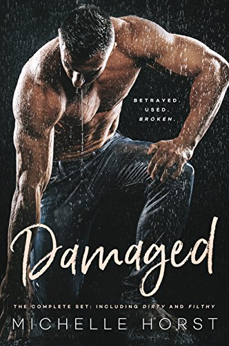 Cover image for The Damaged Romance Box Set