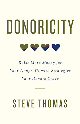 Cover image for Donoricity