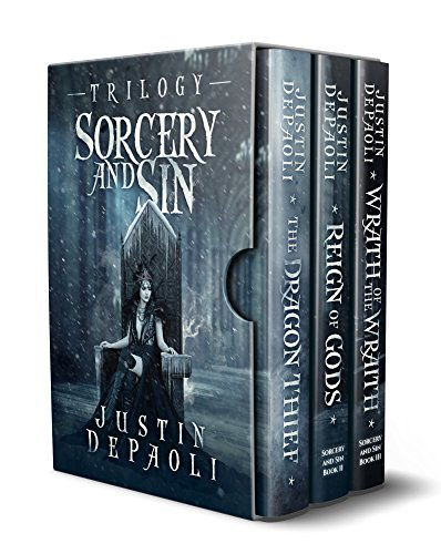 Cover image for Sorcery and Sin