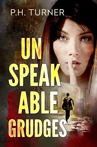 Cover image for Unspeakable Grudges