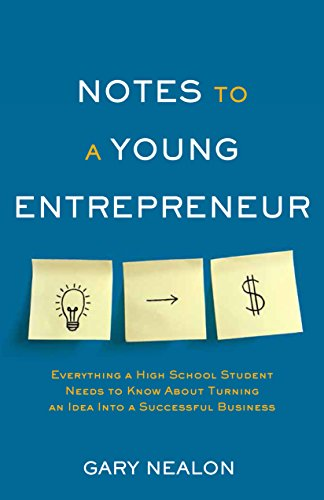 Cover image for Notes to a Young Entrepreneur