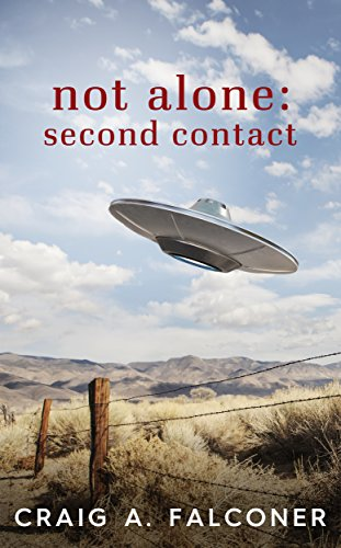 Cover image for Not Alone: Second Contact