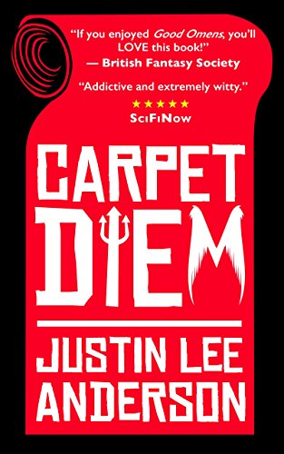 Cover image for Carpet Diem: or How to Save the World by Accident