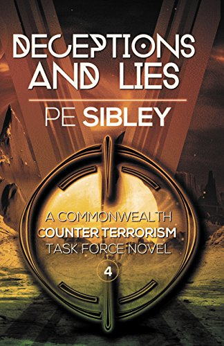 Cover image for Deceptions and Lies (A Commonwealth Counter Terrorism Task Force Novel Book 4)
