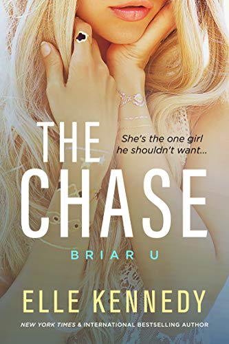 Cover image for The Chase (Briar U Book 1)