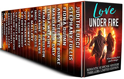Cover image for Love Under Fire
