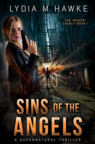 Cover image for Sins of the Angels: A Supernatural Thriller (Grigori Legacy Book 1)