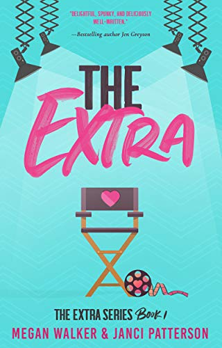 Cover image for The Extra (The Extra Series Book 1)