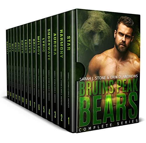 Cover image for Bruins Peak Bears (Complete Series)