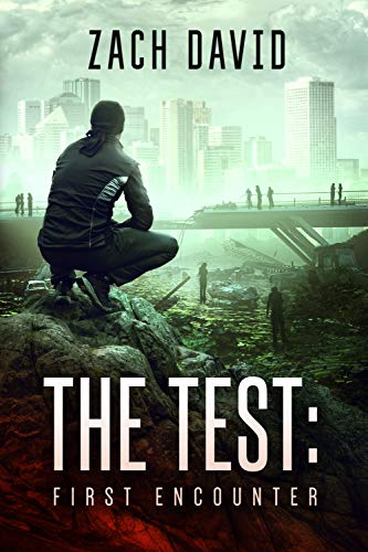 Cover image for The Test: First Encounter