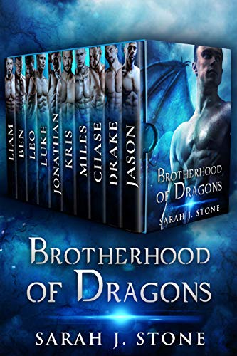 Cover image for Brotherhood of Dragons