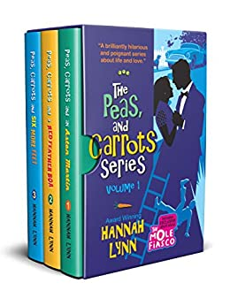Cover image for The Peas and Carrots Series Boxset - Volume 1: A delightfully funny and poignant modern family saga