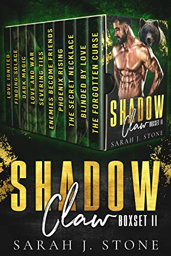 Cover image for Shadow Claw Box Set (Volume II)